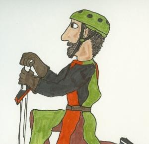 Dad-dito black knight